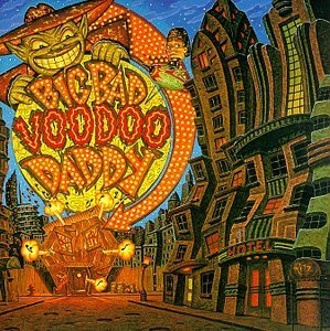 Big Bad Voodoo Daddy (Interscope) album cover