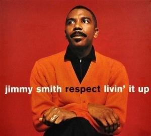 Respect~ Livin It Up album cover