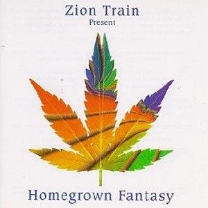 Homegrown Fantasy album cover