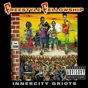 Innercity Griots album cover