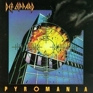 Pyromania album cover