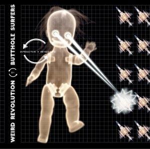 Weird Revolution album cover