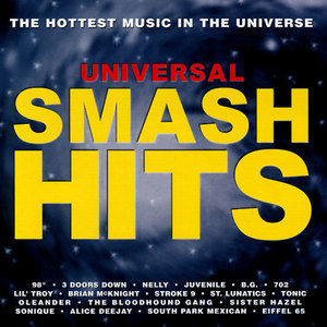 Universal Smash Hits album cover