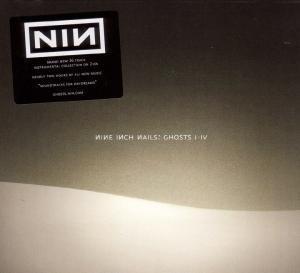 Ghosts I-IV album cover