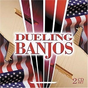 Dueling Banjos album cover