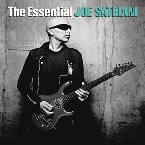 The Essential Joe Satriani album cover