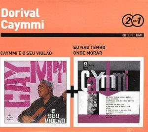 Caymmi E Seu Violao~Eu Nao Tenho Onde Morar album cover