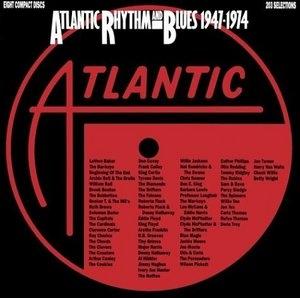 Atlantic Rhythm & Blues 1947-1974 album cover