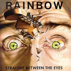 Straight Between The Eyes album cover