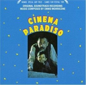 Cinema Paradiso  (Original Soundtrack Recording) album cover