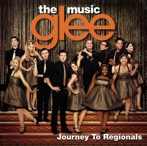 Glee: The Music: Journey To Regionals album cover