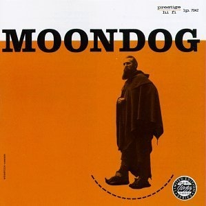 Moondog: Moondog album cover