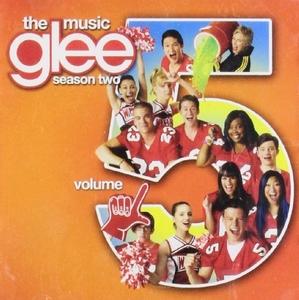 Glee: The Music, Season 2, Vol. 5 album cover