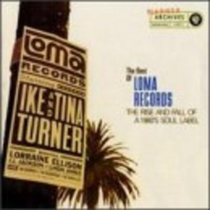 The Best Of Loma Records album cover