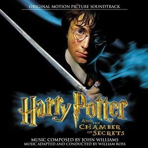 Harry Potter And The Chamber Of Secrets: Original Motion Picture Soundtrack album cover