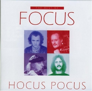 The Best Of Focus: Hocus Pocus album cover