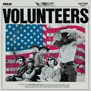 Volunteers (Remastered) album cover