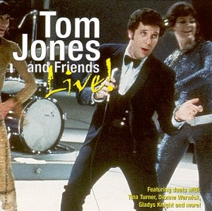 Tom Jones And Friends Live album cover
