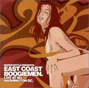 Monkeystyle Presents: East Coast Boogiemen Live At M3 Washington DC album cover