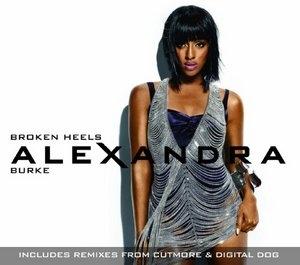 Broken Heels (Single) album cover