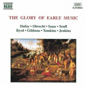 The Glory Of Early Music album cover