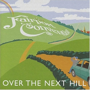 Over The Next Hill album cover