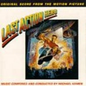 Last Action Hero (Original Score From The Motion Picture) album cover
