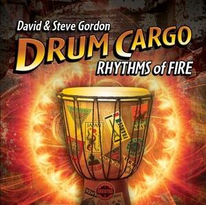 Drum Cargo: Rhythms Of Fire album cover