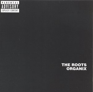 Organix album cover