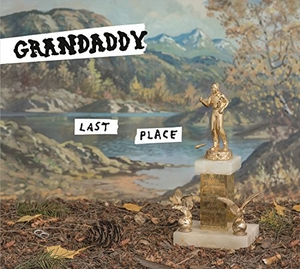 Last Place album cover