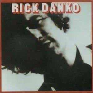 Rick Danko album cover
