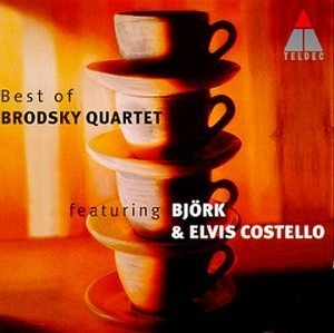 Best Of Brodsky Quartet album cover