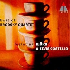 Best Of Brodsky Quartet album cover