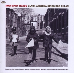 How Many Roads: Black America Sings Bob Dylan album cover