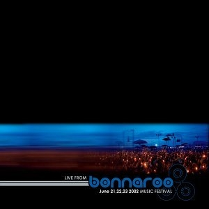 Live From Bonnaroo Music Festival 2002 album cover