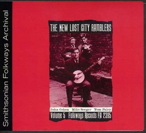 The New Lost City Ramblers, Vol. 5 album cover