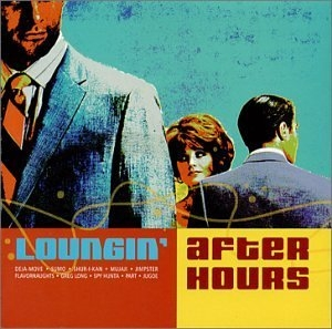 Loungin' After Hours album cover