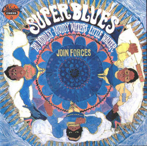 Super Blues album cover