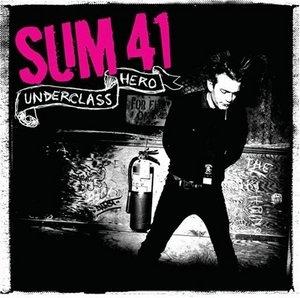 Underclass Hero album cover