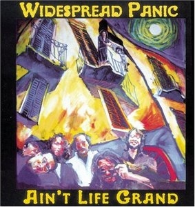 Ain't Life Grand album cover
