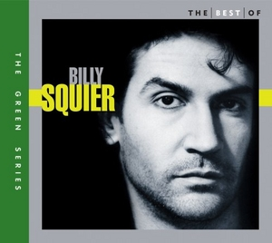 The Green Series: The Best Of Billy Squier album cover