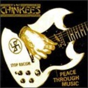 Peace Through Music album cover