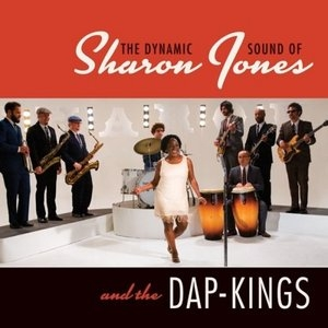 The Dynamic Sound Of Sharon Jones And The Dap-Kings album cover