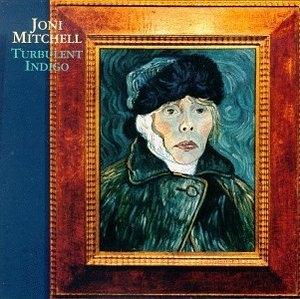 Turbulent Indigo album cover