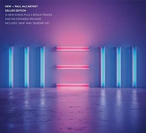 New album cover