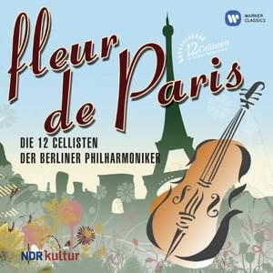 Fleur De Paris album cover