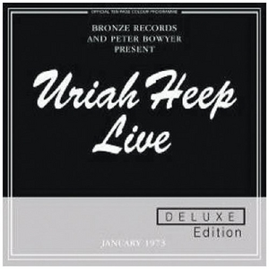 Live '73 (Deluxe Expanded Edition) album cover