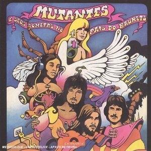 E Seus Cometas No Pais Do Baurets album cover