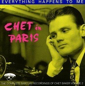 Chet In Paris, Vol.2: Everything Happens To Me album cover