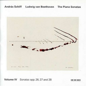 Beethoven: The Piano Sonatas, Vol.4 album cover